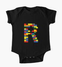 R t-shirt Kids Clothes