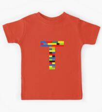 T t-shirt Kids Clothes