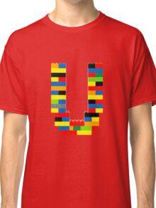 U t-shirt Classic T-Shirt