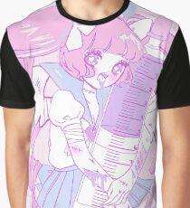 Syringe Girl Graphic T-Shirt