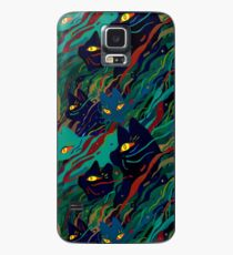 Caterwauling Case/Skin for Samsung Galaxy