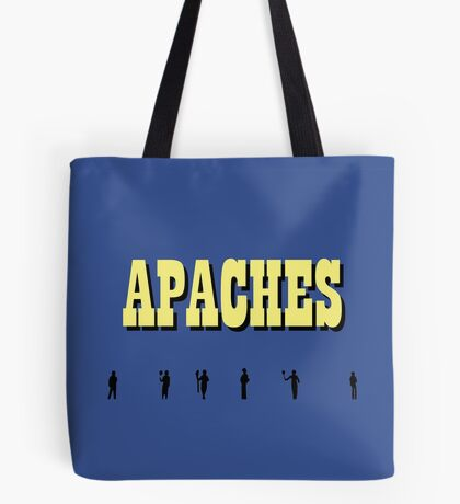 NDVH Apaches Tote Bag