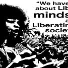 Angela Davis - We have to talk about liberating minds/society by TatuShop