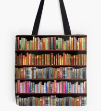 Jane austen antique books & other British antique books Tote Bag