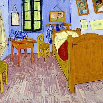The House, Van Gogh by fourretout