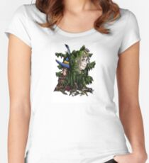 Tom and Goldberry Women's Fitted Scoop T-Shirt