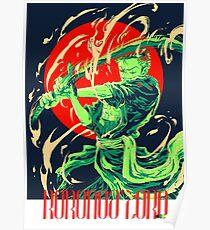 ZORO badass Poster
