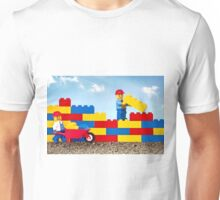 Build it Higher Unisex T-Shirt