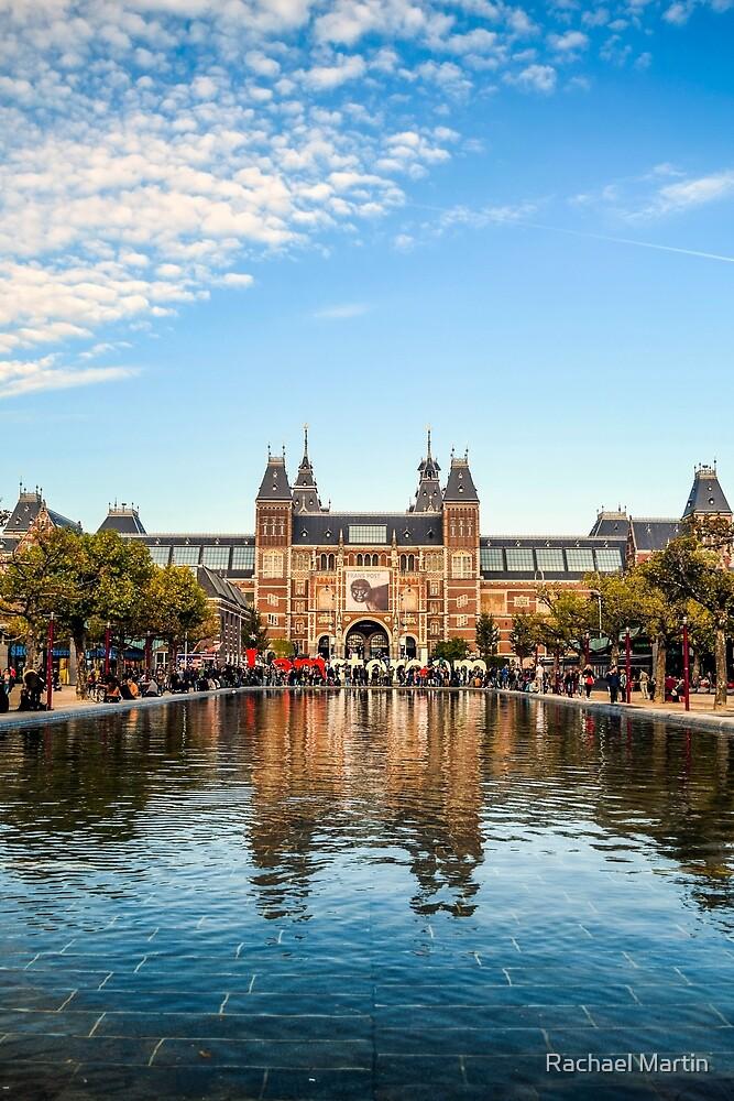 Rijksmuseum by Rachael Martin