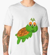 Turtle Schildkrötee Men's Premium T-Shirt