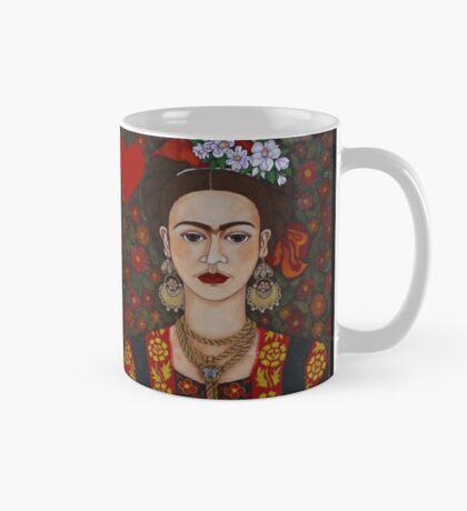 Frida,  Queen of Hearts II Mug