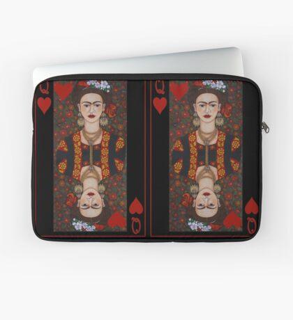 Frida,  Queen of Hearts II Laptop Sleeve