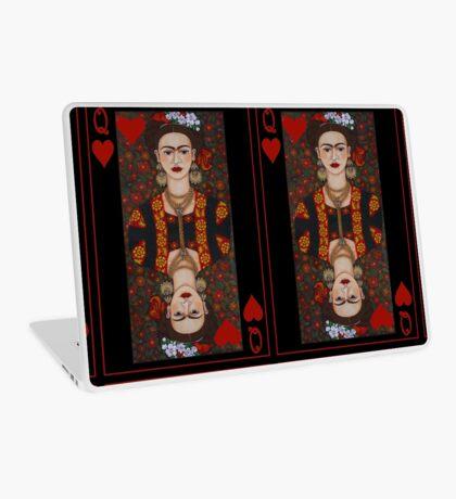 Frida,  Queen of Hearts II Laptop Skin