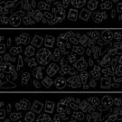 The Binding Of Isaac Doodles by SIMON7RED