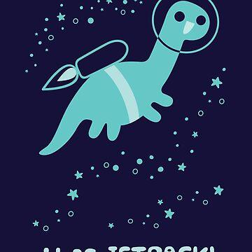 I Has Jetpack! by KristyKate