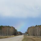 A Rainbow in the North by MaeBelle