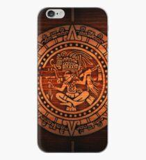 Aztec Wood iPhone Case