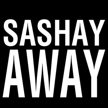 SASHAY AWAY (WH) by jessicaevans