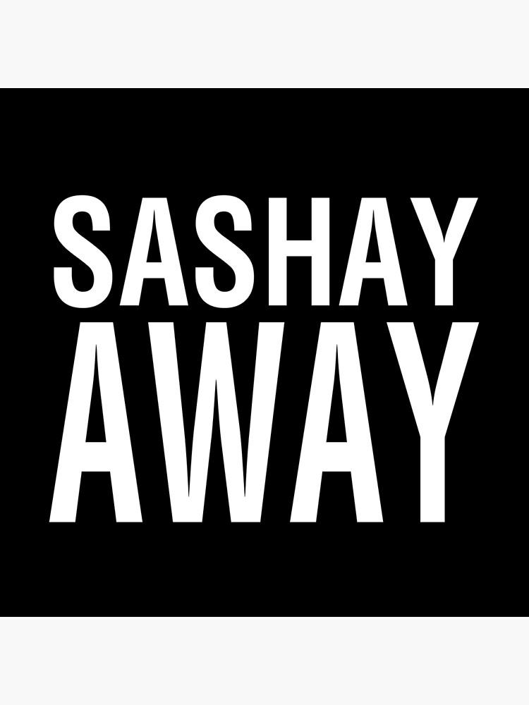 SASHAY WEG (WH) von jessicaevans