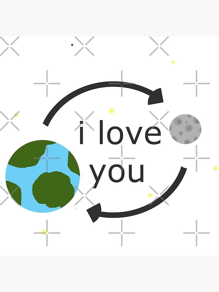 te quiero hasta la luna y más allá de salvagedshreds