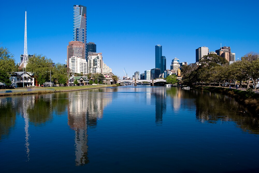 Melbourne by Anthony and Kelly Rae