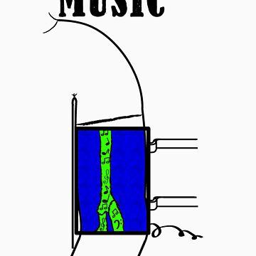 Music, It's in my bones by tman