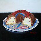Birthday Cake by Pamela Burger