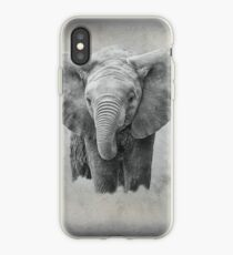 Baby Elefant iPhone-Hülle & Cover