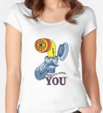 Reality Needs You Women's Fitted Scoop T-Shirt