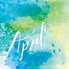 April by almahoffmann