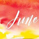 June by almahoffmann