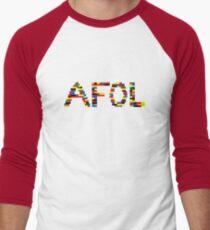 AFOL Men's Baseball ¾ T-Shirt