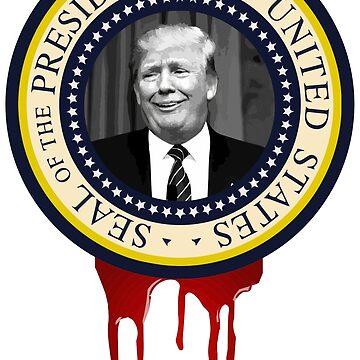 POTUS Trump by colourfix