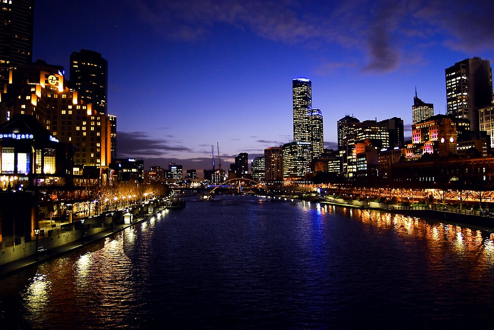 Southbank  by Anthony and Kelly Rae
