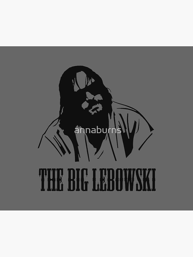 THE BIG LEBOWSKI by annaburns