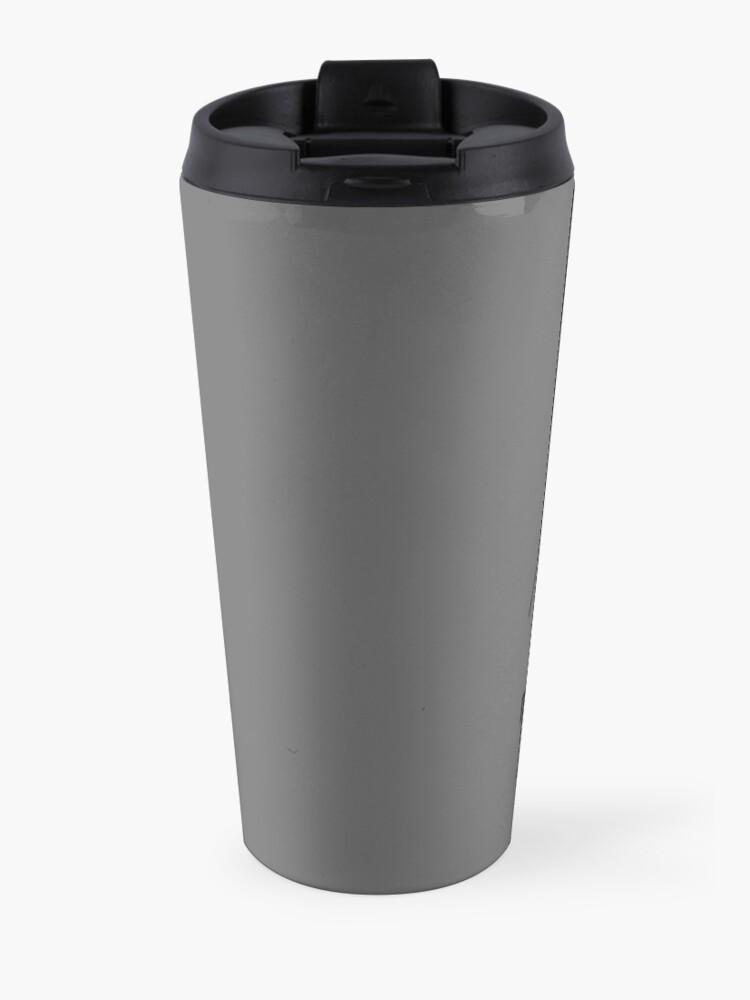 Alternate view of THE BIG LEBOWSKI Travel Mug