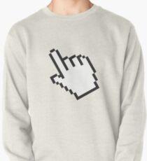 Cursor Pullover Sweatshirt