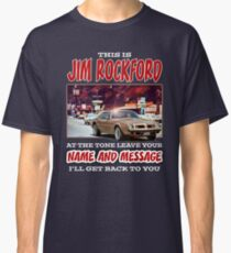 The Rockford Files Classic T-Shirt