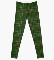 Irish National Fashion Tartan Leggings