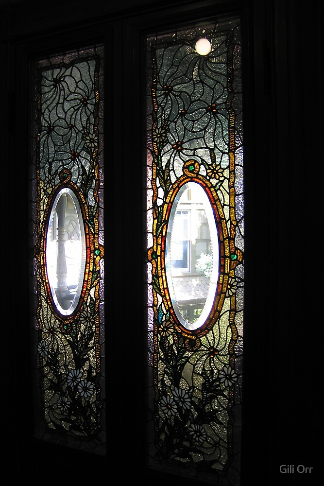 Windows to mystery by Gili Orr