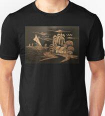 Ladscape Bali Unisex T-Shirt