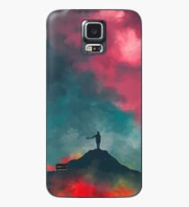 Anxieties Away Case/Skin for Samsung Galaxy