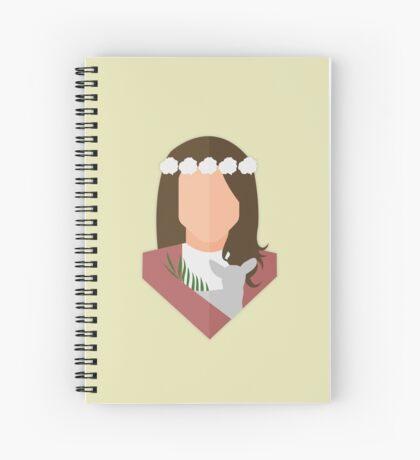 St. Agnes Spiral Notebook