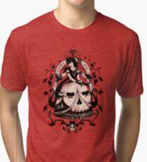 Mrs. Death Tri-blend T-Shirt