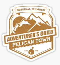 Adventurer's Guild Sticker