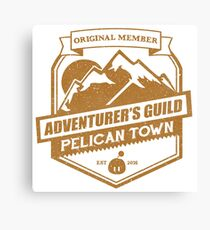 Adventurer's Guild Canvas Print