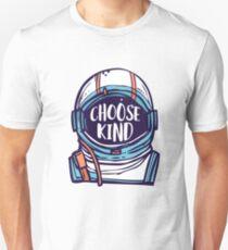 Choose Kind / Be Kind Unisex T-Shirt
