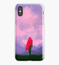 Anomaly in Hue iPhone Case/Skin