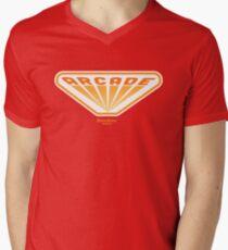 Palace Arcade - Hawkins Indiana Men's V-Neck T-Shirt