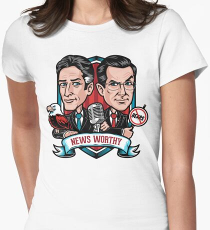 News Worthy T-Shirt